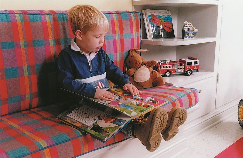 Playroom child