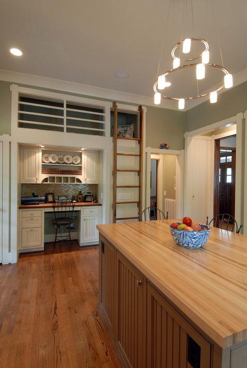 loft in kitchen