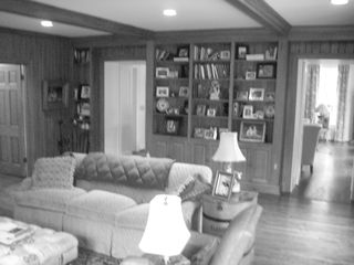 15-Before Living Room-4 B&W